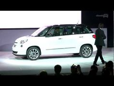 2014 Fiat 500L - Get more news, photos and videos from the 2012 LA Auto Show from Edmunds.com