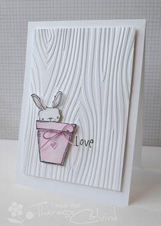 Therese Calvird - Buttercup Love Card