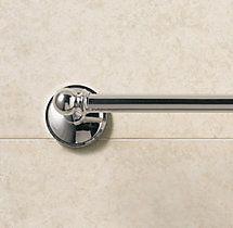 Chatham Towel Bars both guest baths