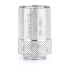 The CLOCC atomizer head is made of premium stainless steel. Inside each device is a vertically arranged coil (made of stainless steel) that is wrapped with Japanese organic cotton wick for incredible vapor flavor. $3.99/each