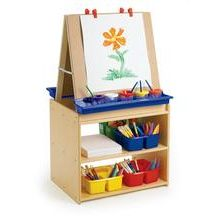 Angeles Value Line™ 2-Station Art Center in stock and ready to ship!