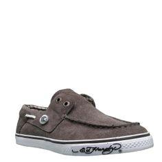 Ed Hardy Nalo Shoe for Men - Grey
