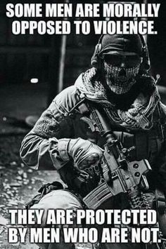 Be afraid of what goes 'bump' in the night-special forces. Military Quotes, Military Gear, Military Life, Military Soldier, Military Army, Ghost Soldiers, Military Special Forces, Special Forces Gear, My Champion