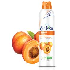 Smoothing  Apricot Body wash uses 100% natural exfoliants to smooth skin.