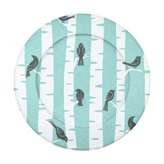 Pattern with birds and trees pack of small button covers seamless vector pattern with birds and trees © and ® Bigstock® - All Rights Reserved. #animal #background #birch #bird #blackbird #blue #branch #crow #forest #illustration #modern ...