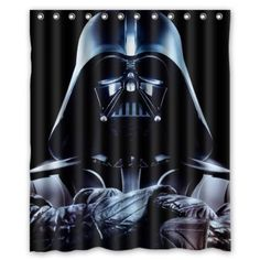 star wars darth vader shower curtain 60x72 inch ** Read more  at the image link. Note:It is Affiliate Link to Amazon.