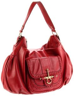 $99.95 Handbags  BIG BUDDHA Natalie Hobo,Red,One Size -  http://www.amazon.com/dp/B0053EOCNY/?tag=pin0ce-20