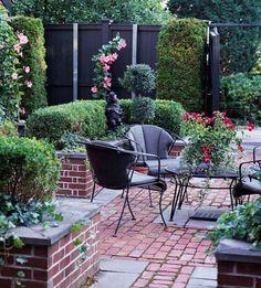 vorgarten gestaltung gartenzaun grün exterieur