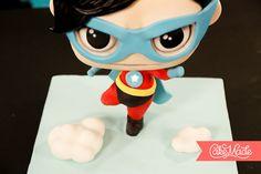 Chibi Superhero Cake with Avalon Yarnes   CakeMade