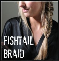 How To: Fishtail Braid (my personal favorite go-to hairstyle)