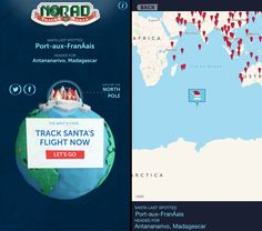 Google has been tracking Santa since 2004, initially as part of its Google Earth service, then expanding over time.