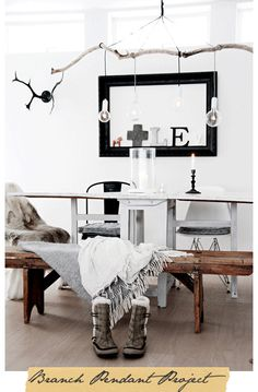 Birch + Bird Vintage Home Interiors » Blog Archive » Let there be light…