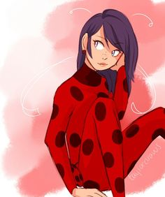 Find images and videos about ladybug, miraculous ladybug and Chat Noir on We Heart It - the app to get lost in what you love. Marinette Ladybug, Ladybug Anime, Ladybug Comics, Miraclous Ladybug, Lady Bug, Scene Guys, Super Heroine, Marinette Dupain Cheng, Photo Book