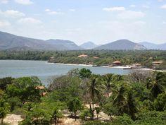 Lagoa do Banana, em Cumbuco, Ceará.