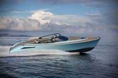 Wajer 55 by Sinot Yacht Design