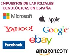 Gigantes tecnológicos, enanos tributarios | Economía | EL PAÍS