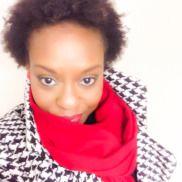 Pied de poule coat lookbook - Afrolife de chacha