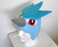 Articuno (Team Mystic) Pokemon Fleece Hat with Earflaps