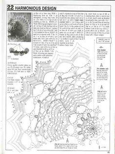 Decorative Crochet Magazines 53 - Gitte Andersen - Picasa Web Albums