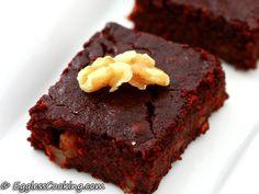 beet brownies - say whaaat?  @Erin Clancey