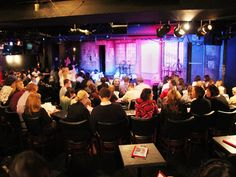 Second City for comedy in Chicago