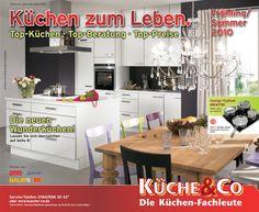 Küche Küchenkatalog 2010 Frühjahr