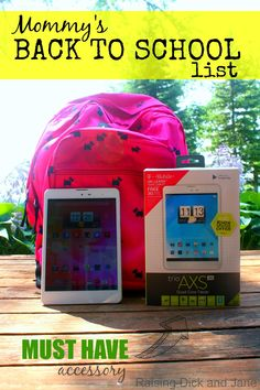 Go Back to School with TMobile Free Data #TabletTrio #cbias #shop