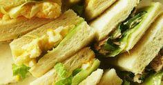 定番たまご・ツナのサンドイッチ。 by クックMJN69D☆ [クックパッド] 簡単おいしいみんなのレシピが248万品