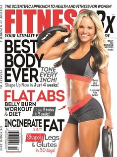 Fitness Rx for Women October 2015 edition - Read the digital edition by Magzter on your iPad, iPhone, Android, Tablet Devices, Windows 8, PC, Mac and the Web.