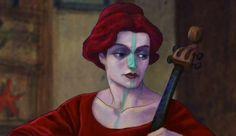 Miguelanxo Prado Spanish Artists, Prado, 21st Century, Painters, Watercolour, Ronald Mcdonald, Disney Characters, Fictional Characters, Disney Princess