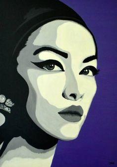 Lady Black
