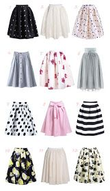 Take a look at the best ideas on how to wear a midi skirt in the photos below and get inspiration for your outfits! Midi Skirts, Cute Skirts, Full Midi Skirt, Flared Skirt, Jw Mode, Dress Skirt, Dress Up, Dress Casual, Flare Skirt Outfit