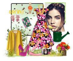 """""""Spring day"""" by jennross76 ❤ liked on Polyvore"""
