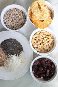 Pineapple Coconut Energy Bites Recipe | Wayfair