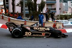 James Hunt WolfFord WR7 Grand Prix of Monaco Monaco 27 May 1979