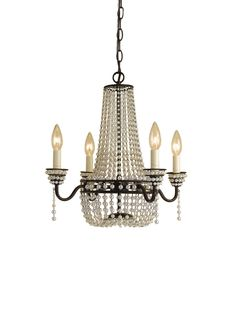 Parlor Mini Chandelier - (maybe for closet)