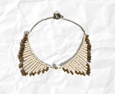 Lana Collar Necklace - Pearl