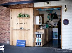 Clement Coffee Roasters, South Melbourne.