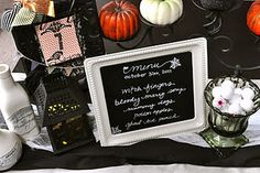 I can do this with my chalkboard vinyl that's coming from Pick Your Plum!