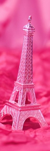pink eiffel tower; france; french http://www.pinterest.com/SheriJaus/i-love-paris/