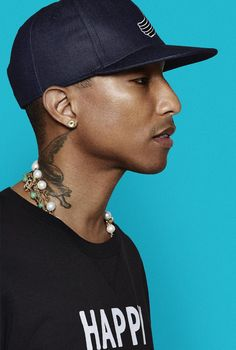 G-Star Raw x Pharrell x Parley for the Oceans x Bionic Yarn x The Vortex Project Pharrell Williams, G Star Raw, My Black Is Beautiful, Beautiful Men, Beautiful People, X Bionic, Hip Hop Rap, Male Beauty, Man Crush