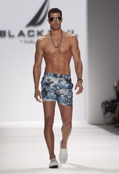 Nautica Black Sail - Fashion Week NYC 2014 fashion model runway beauty catwalk fashion model models plus size fashion fashion week modeling Polo Wrc, Moda Do Momento, Hommes Sexy, Shirtless Men, Male Body, Male Model Body, Stylish Men, New York Fashion, Hot Men