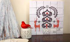 Love this DIY advent calendar craft from Kidspot.com.au  http://www.kidspot.com.au/Christmas-Christmas-crafts-Block-puzzle-advent-calendar+6253+117+article.htm