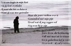 Slotje Slotje uploaded this image to 'Diversen'. See the album on Photobucket. Sef Quotes, Dutch Quotes, Missing You So Much, Messages, Good Thoughts, I Miss You, Losing Me, My Dad, Beautiful Words