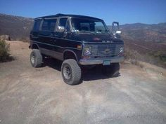 2006 Chevy Express Van 3500 4x4 Quigley Roadtrek 190 Pop