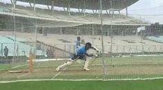Back to the basics and back to the grind Ajinkya Rahane at Eden Gardens, Kolkata #TeamIndia Paytm Test cricket #INDvNZ