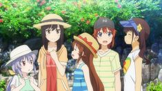 Looking for relaxing and peaceful anime to watch? Then come check out this list of the top 10 most relaxing anime to watch!! #Anime ~Relaxing Anime~ ~Non Non Biyori~