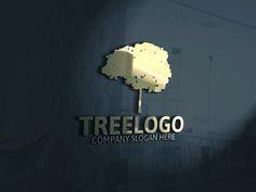 Tree Logo by Josuf Media on @creativemarket
