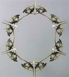 Rene Lalique necklace