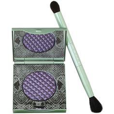 Mally Beauty Effortless Airbrush Eyeshadow with Brush, Sugarplum 0.09... ($29) ❤ liked on Polyvore featuring beauty products, makeup, eye makeup, eyeshadow, eye shadow and mac eyeshadow